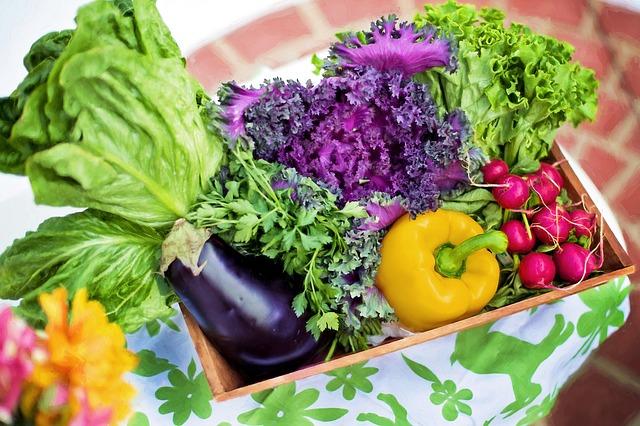 לאכול ירקות על מנת לרדת במשקל