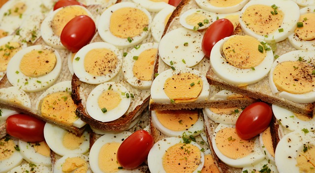 צריכת ביצים ומחלות לב