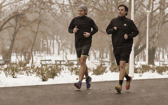 אימון גופני בחורף